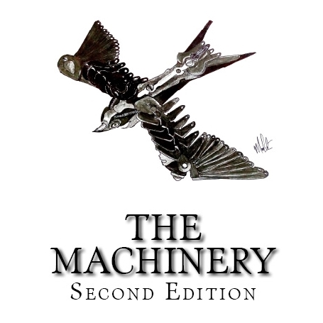 The Machinery 2 Cover