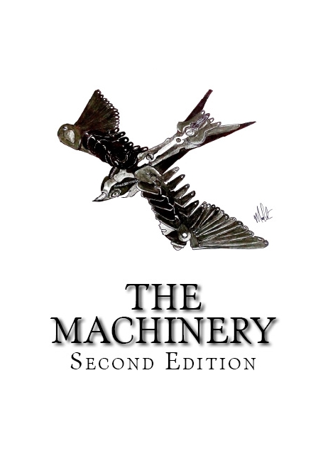 The Machinery second edition cover.