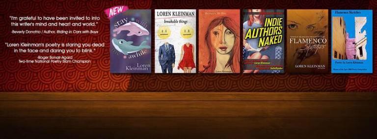 Loren Kleinman- Books