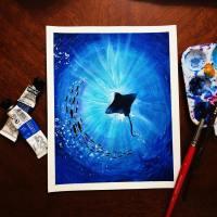 Aquarium by Lucas Bailor